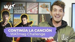 WATmag Challege con Antón Lofer: ¿Cuánto sabes de Estopa?