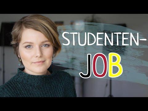 Работа для студентов в Германии || Сколько платят || Где искать || Список работ