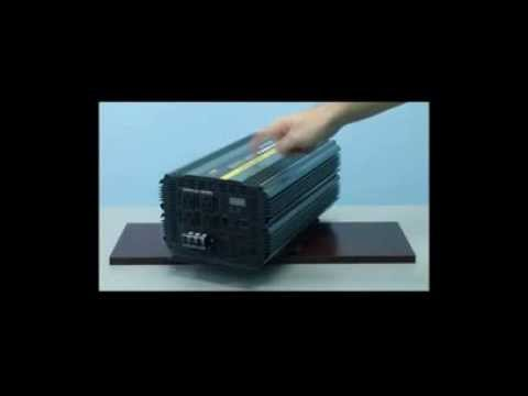 5000 Watt Power Inverter 12 Volt DC to 110 Volt AC (PI-5000)