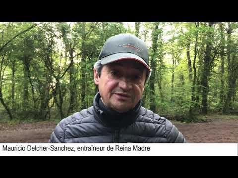 Mauricio Delcher Sanchez - Reina Madre - Poule d'Essai des Pouliches (le dimanche 16/05)