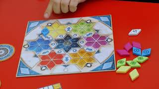 Azul: Summer Pavilion (Pegasus Spiele / Next Move Games) / Esesn 2019