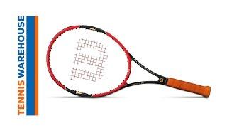Ρακέτα τέννις Wilson Pro Staff 97S video