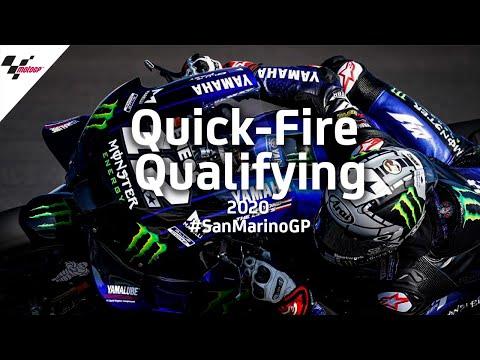 ビニャーレスがサーキットレコードでポールポジションを獲得!MotoGP サンマリノGP 気合の入った予選ハイライト動画