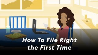 How to file taxes right the first time