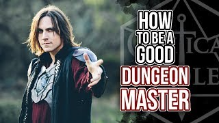 Matthew Mercer: Lessons in being a Good Dungeon Master