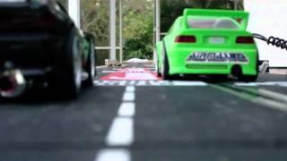 Slot car Drag racing for fun!