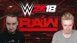WALKA YOUTUBERÓW | WWE 2K18 #1