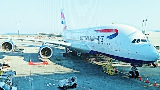 British Airways A380 UNACCEPTABLE Business Class Flight   London To San Francisco