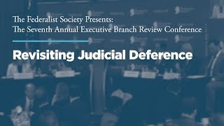 Click to play: Revisiting Judicial Deference