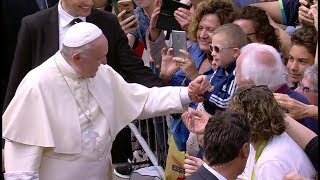 """Pope Francis to Focolares: """"In relationships, one must be sincere, frank, fearless and not lazy"""""""