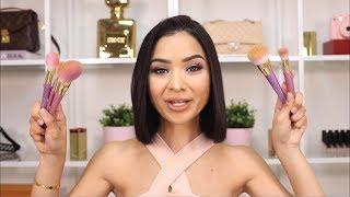 Diana Saldana   Brush Crush Collection Makeup Tutorial