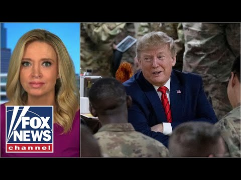 Kayleigh McEnany slams 'Trump-obsessed media'
