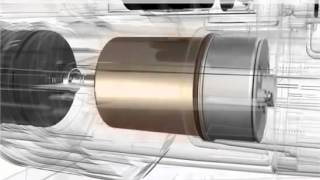 Video Nguyên lý hoạt động của máy bơm tăng áp điện tử