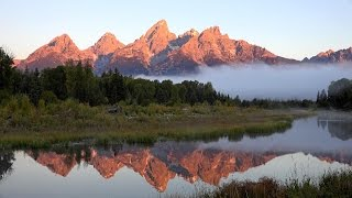 Yellowstone National Park, Grand Teton National Park