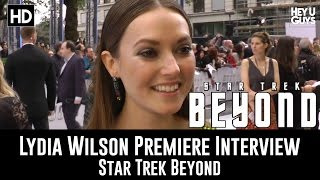 Lydia Wilson interview