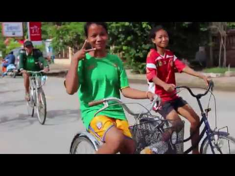 Empower And Create Brighter Futures For At- Risk Cambodian Girls