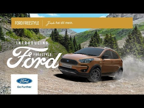 All-New Ford Freestyle