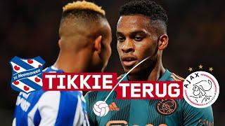 TIKKIE TERUG ?⚽   sc Heerenveen - Ajax
