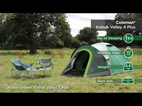Coleman Kobuk Valley 4 Plus