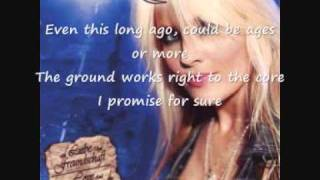 Doro -- Love and friendship ( Lyrics )