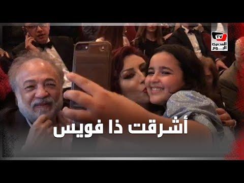 أشرقت تغني لوفاء عامر في ختام مهرجان الإسكندرية