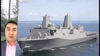 Cay cú bị Mỹ ra luật Hồng Kong, Bắc Kinh cấm cửa chiến hạm Hoa Kỳ