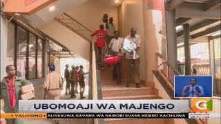 Wapangaji wa maduka ya Ukay wahama wakihofia jumba litabomolewa