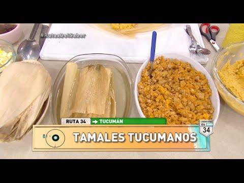 Domingo 31-01-16 Empanadas regionales, tamales, milanesa de llama y pata de cabrito