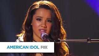 """Tristan McIntosh- Top 5 Revealed: """"Independence Day"""" - AMERICAN IDOL"""