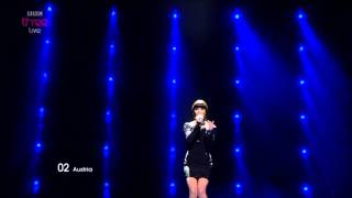 *Eurovision 2011* *Semi Final 2* *02 Austria* *Nadine Beiler* *The Secret Is Love* 16:9 HQ