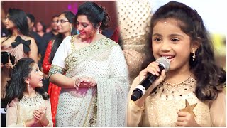 Meena Daughter Nainika's Cute And Lovely Words About Tamil Star Vijay And Atlee