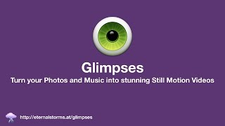 Glimpses for Mac - Sample Video