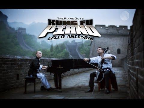 Kungfu Piano...Tim tôi đã ngừng đập khi nghe bản nhạc ấy