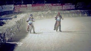 preview picture of video '2013 FIM Team Ice Speedway Gladiators World Championship - Sanok - (POL)'