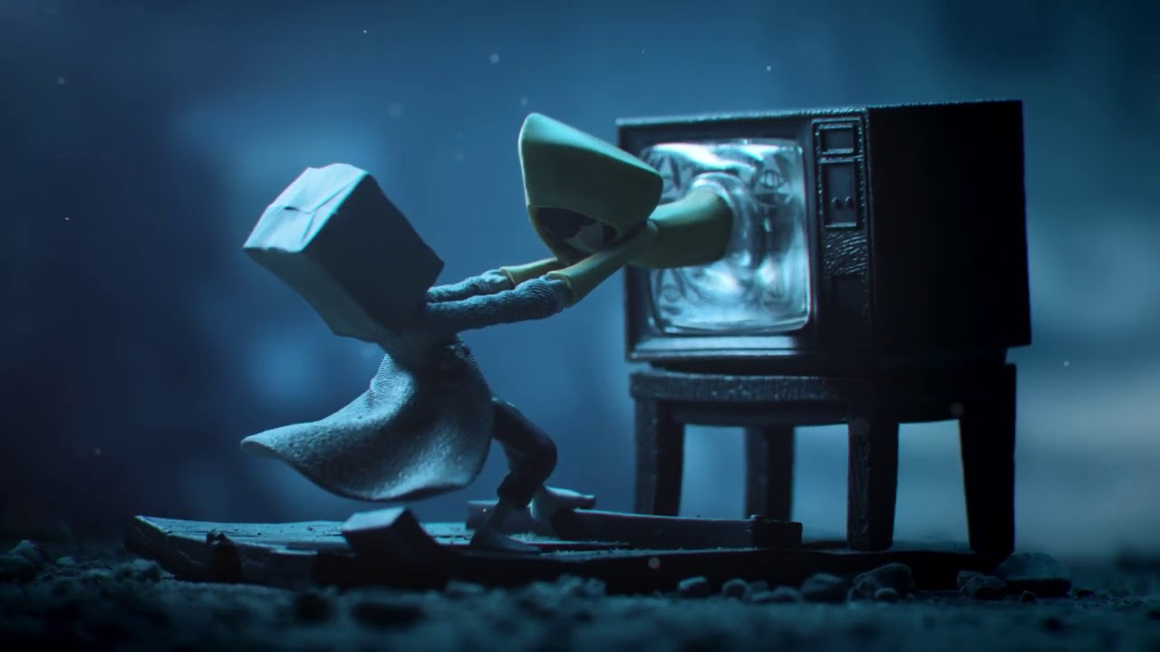 LITTLE NIGHTMARES II - TV-Edition [PC] video 2