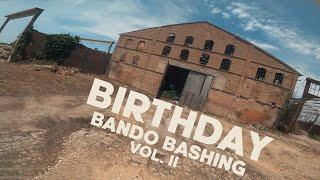 Birthday Bando Bashing || FPV Freestyle stickcam