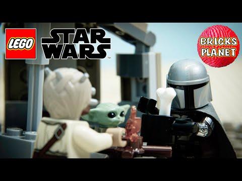 Vidéo LEGO Star Wars 75299 : Conflit à Tatooine
