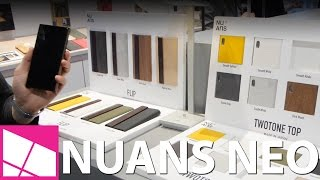 NuAns Neo hands-on from CES 2016