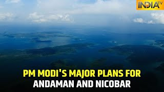 Major Boost To Andaman & Nicobar, PM Modi To Launch Submarine Cable Connecting Chennai & Port Blair