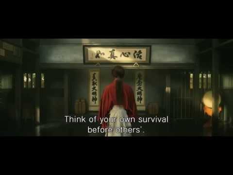 Rurouni Kenshin: Kyoto Inferno / The Legend End [English Trailer]