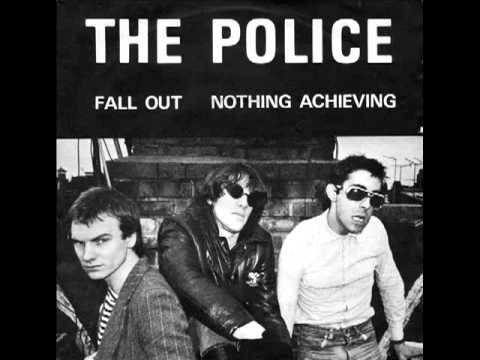 The Police- Nothing Achieving (Studio Version w_Lyrics)