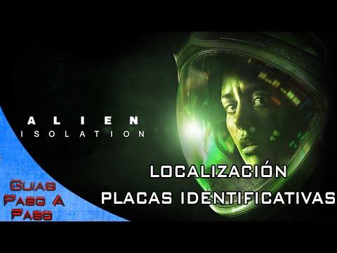 Alien Isolation | Localización de TODAS las Placas identificativas