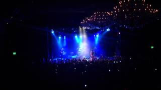 Anthony Green - Right Outside (Live) @ 2/9/12 El Rey Theatre Los Angeles, CA
