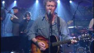 THE SWELL SEASON LIVE! ON DAVID LETTERMAN