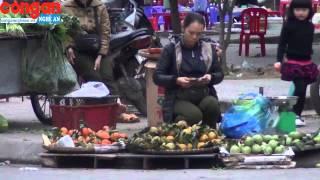 TP Vinh: Tái lấn chiếm vỉa hè, hành lang ATGT