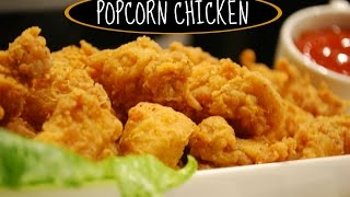KFC Style Popcorn Chicken Recipe