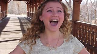 """""""This Is Me"""" {The Greatest Showman~Keala Settle} Cover By Maggie Scott Of One Voice Children's Choir"""