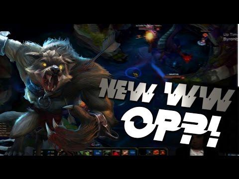 New Warwick OP?
