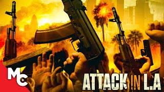 Attack In LA | Full Action Drama Movie - ACTION