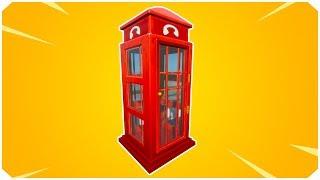All Phone Booth Locations (Season 2) - Fortnite